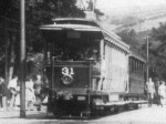 Car No.31, Laxey,1930s