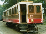 Car No.22, Laxey,1993