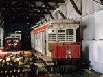 Ramsey Car Shed, 1996