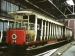 Laxey Car Shed, 1996