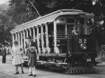 Car No.32, Laxey, 1930s