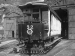 Car No.32, Derby Castle Car Sheds, 1946