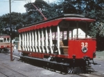 Car No.32, Laxey,1957