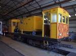 Locomotive No.34, Derby Castle Bottom Shed,2013