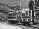 Trailer No.45, Groudle, Early1900s