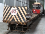 Trailer No.45, Laxey Car Shed,2012