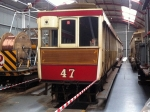 Trailer No.47, Laxey Car Shed,2013