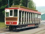 Trailer No.47, Laxey,2001