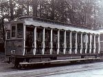 Trailer No.47, Laxey, 1940s