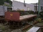 Trailer No.52, Laxey Blacksmith's Siding,1987