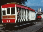 Trailer No.42, Laxey, 1957