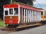 Trailer No.42, Laxey,1986