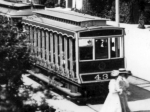 Trailer No.43, Groudle, 1910s