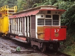 Car No.17, Laxey Car Shed, 1993