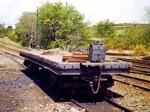 Wagon No.21, Dhoon Quarry,1972