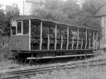 Trailer No.37, Laxey Car Shed,1950s