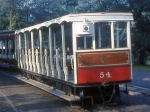 Trailer No.54, Laxey,1971