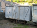 Van No.16, Laxey Blacksmith's Siding, May 2011