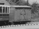 Van No.3, Groudle Viaduct,1961