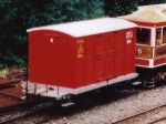 Van No.4, Laxey Substation,1993