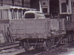Wagon No.1, Laxey Car Shed,1970s