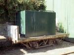 Wagon No.1, Laxey Car Shed,1993