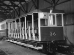 Ramsey Car Shed, Mid/Late 1960s