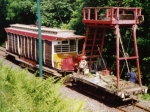 Laxey Car Shed, 1993