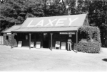 Laxey Station Building,1957