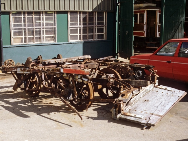Derby Castle Bottom Sheds, 1993