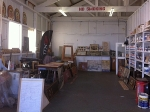 Friday 26th, Derby Castle Paint Shop, ArtifactDisplay