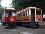 Tuesday 23rd, Laxey, Car No.2 and CarNo.6