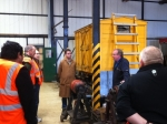 Shed Tours, BottomShed