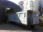 Shed Tours, Freight TrailerNo.26