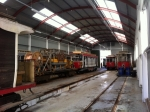 Shed Tours, Various