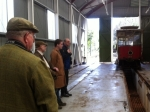 Shed Tours, Laxey CarShed