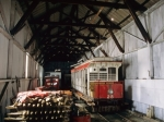 Ramsey Car Shed,1996