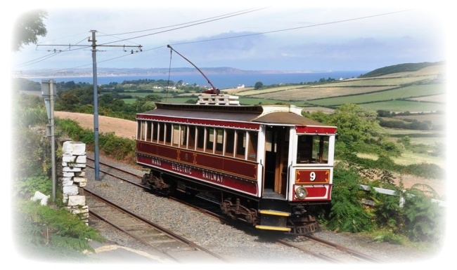 MER Front Page Image - Car 9 at Dreemskerry